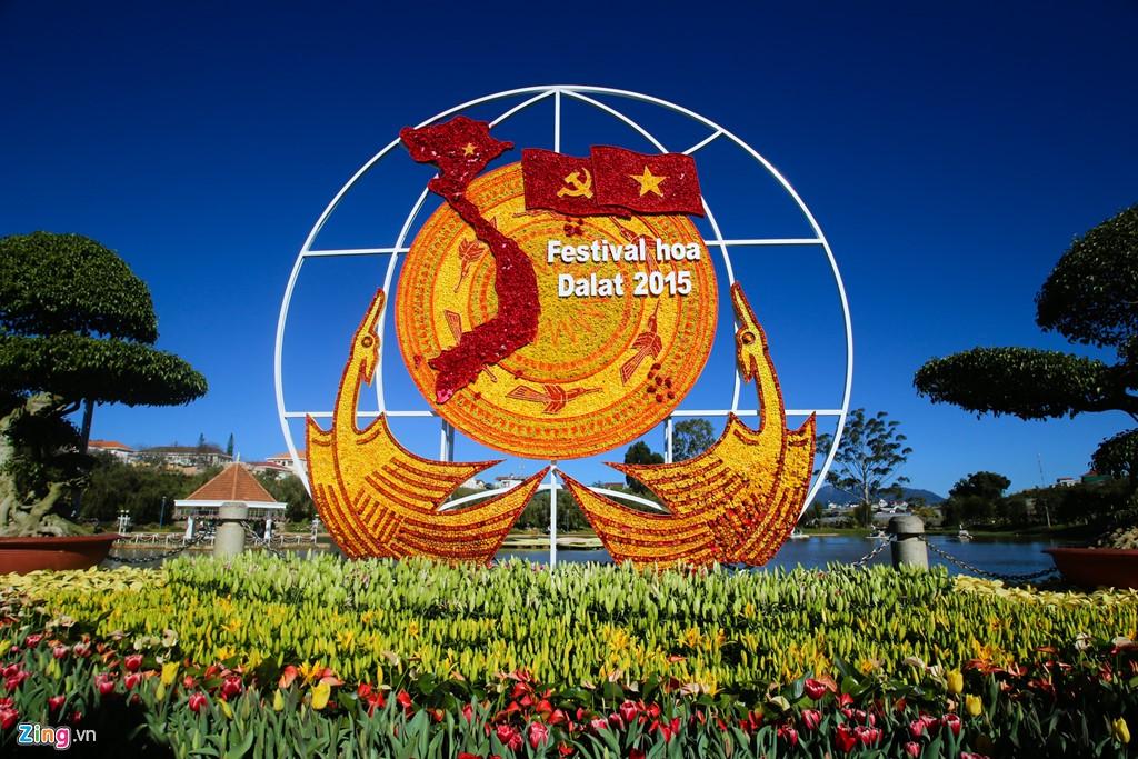Festival Hoa Đà Lạt 2015-2016